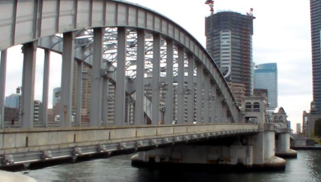 勝ちどき橋