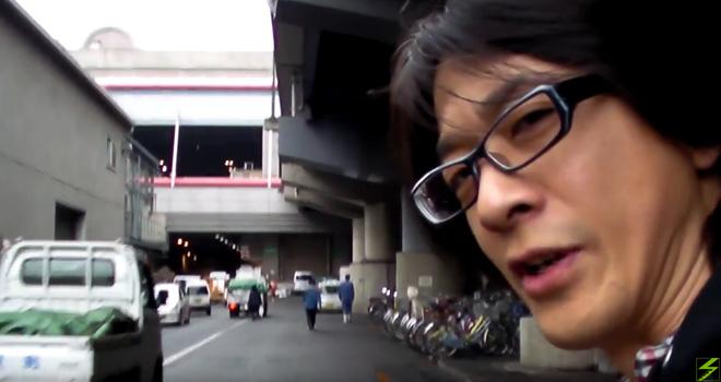 大人の社会科見学・大阪中央卸売り市場 OSAKA Central Wholesale Market