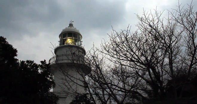長崎の海、灯台のある公園から。2012年、お正月の恒例行事。 My home town's sea Nagasaki.