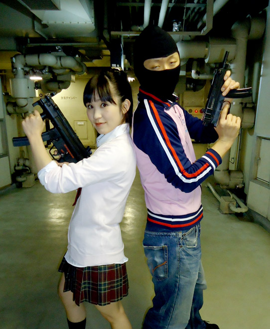 銃撃女子★SGS9 #2 地下室を突破せよ Breakthrough the Basement GUN GIRL SGS9