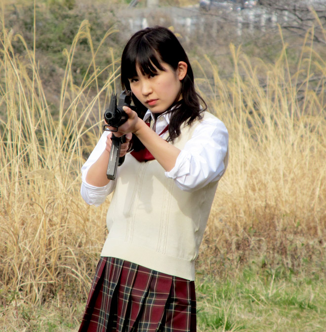 銃撃女子★SGS9 #1 プロローグ The Prologue GUN GIRL SGS9