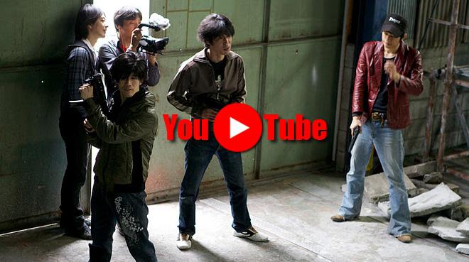 """新聞とクルマと男たち。メイキング動画 Take off !? Behind the Scene """"Newspaper Standing"""""""