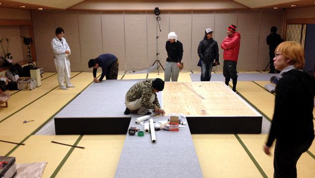 「待ち時間。」滋賀公演はスペシャルステージ