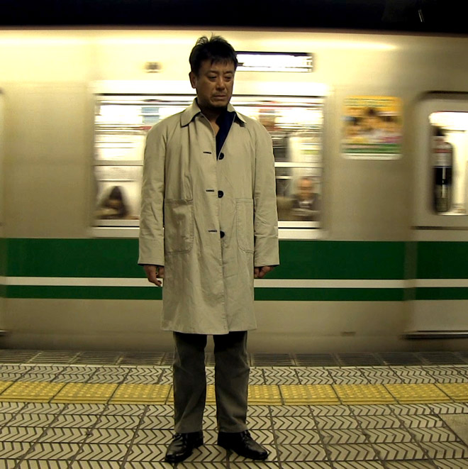 「I'm Standing Still -立つ男- 」Your Film Festival Entry.