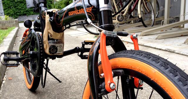 アクションカムって楽しい!【GoPro HERO】を自転車にくくり付けて撮影してみた!Bicycle Race! GoPro HERO CHDMH-001