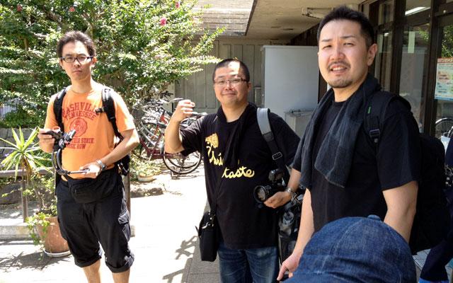 動画変態たちが大阪に現れた!迎撃観光の1日なのだ。