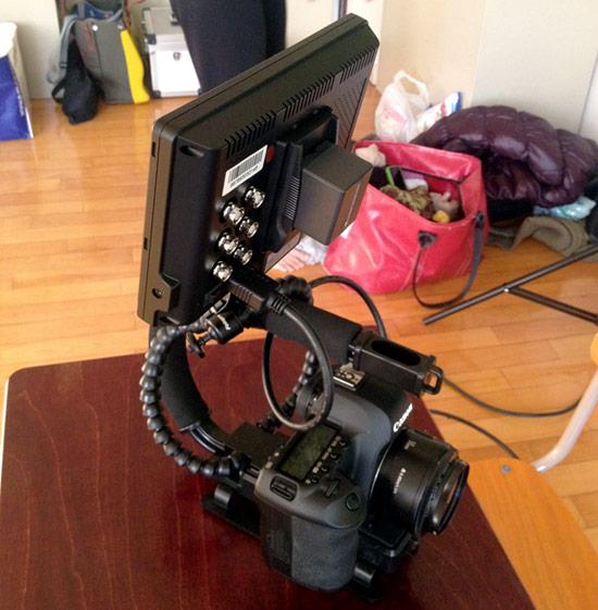 京都でこじんまりとした撮影日。PVのドラマパート撮影でした。Minimum staff filming in Kyoto.