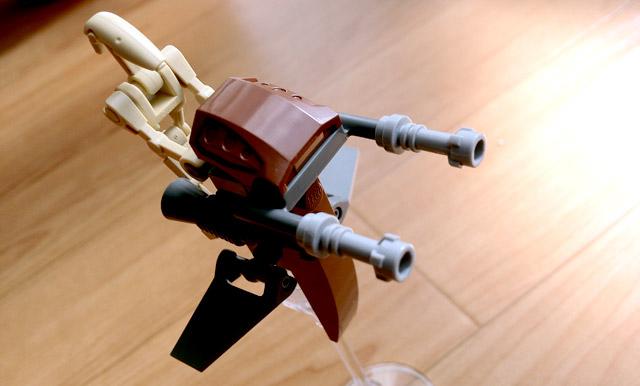 LEGO スターウォーズ2 バトルドロイド&スタップ BattleDroid & Stap StarWars