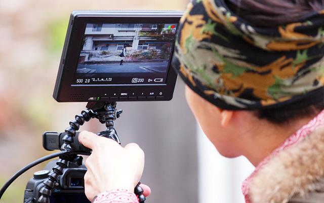 女子ダンサーとPVドラマパート撮影の日。The Filming to female dancer in Kyoto
