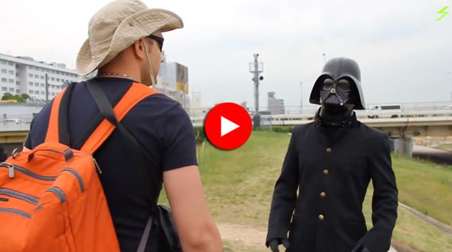 米田くんと依田くん #01 言えざる英語 Vader & Yoda Episode 01