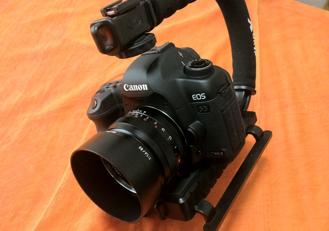プラナーT* F1.4 50mm ZE