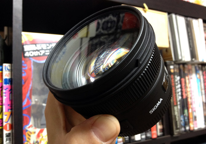 """写真撮影テスト!【SIGMA F1.4 50mm】描写能力をフルサイズカメラでテストしてみる。I've test a lens """"SIGMA F1.4 50mm"""" in the night."""