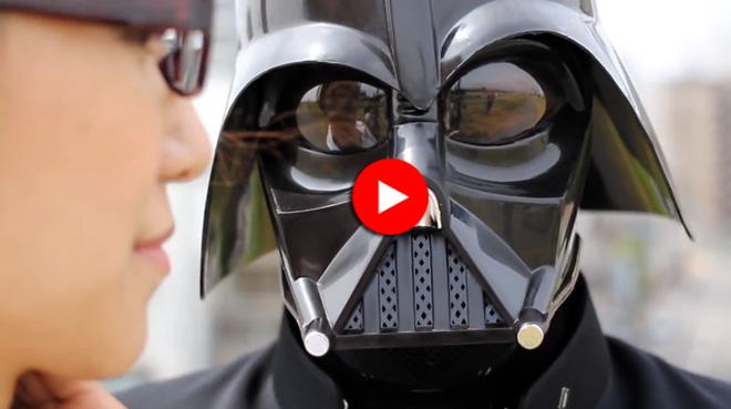 米田くんと依田くん #05 妄想機関車 Vader & Yoda Episode 05