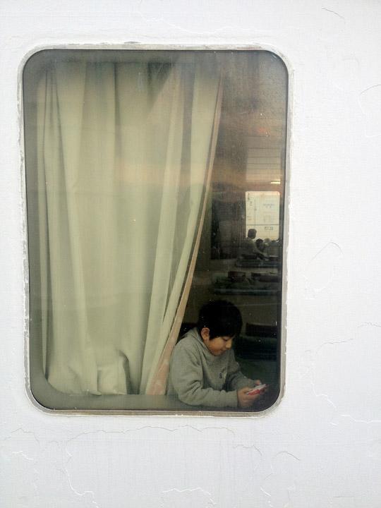 大晦日から新年をフェリーで過ごす!Enjoyed the end of the year in ferry boat.