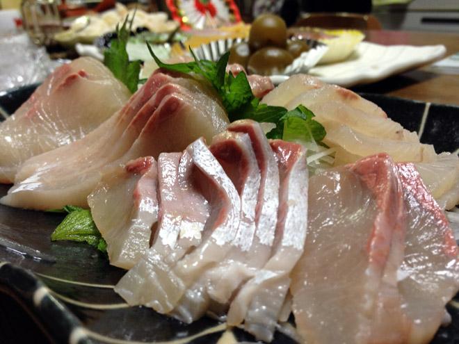 長崎で食いまくる正月!魚だ、鯨だ、馬だー!