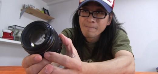 Canon EF85mm F1.8 USM
