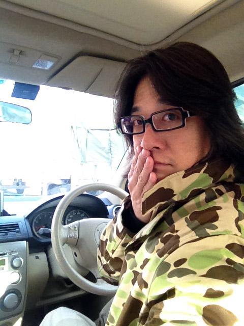 ダッグパターンのカモジャケットを買う。こういう柄が好きなんダ!