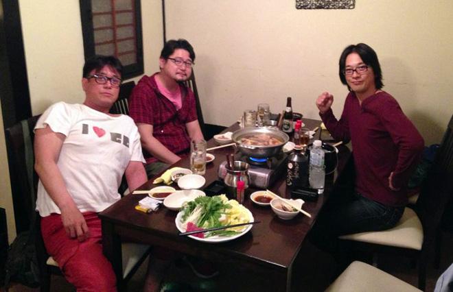 オカモト國ヒコとTEAM54プロデュ...