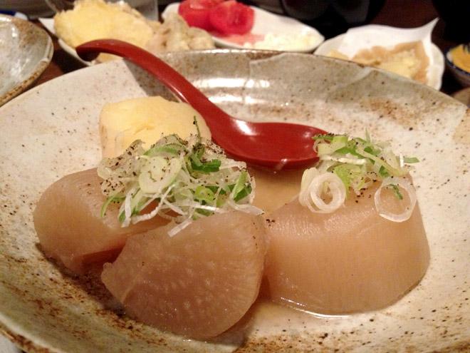 大阪市大正区【ののや】京セラドームの近く、おでん屋で飲む。