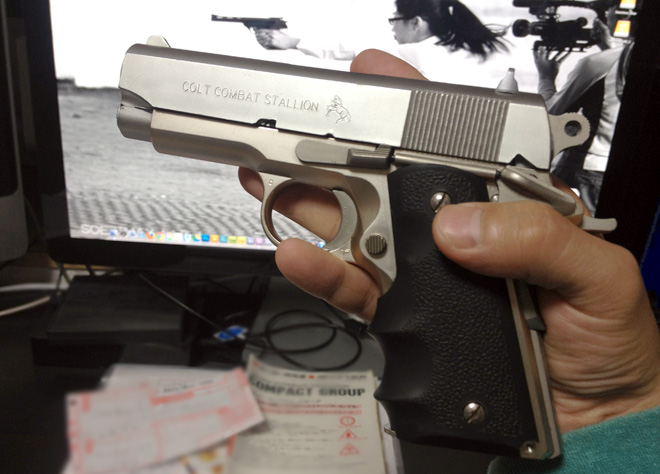 1911 compact