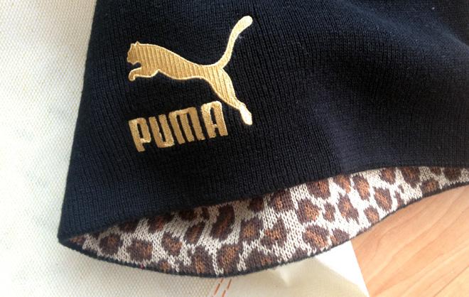PUMA ウォッチキャップ