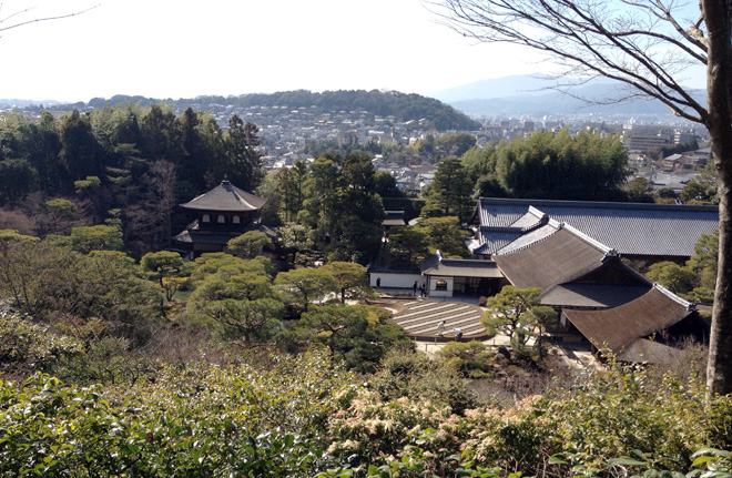【銀閣寺(慈照寺)】へ修学旅行以来の訪問。The Ginkaku-ji Temple KYOTO JAPAN