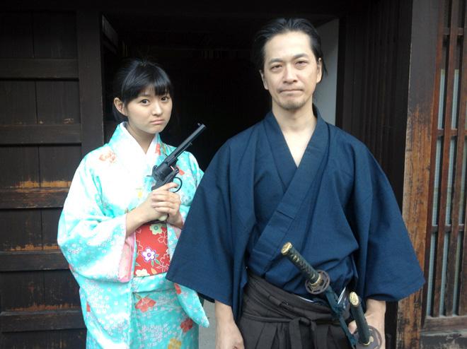奈良市の歴史ある町並み「ならまち」で映画撮影してました。The filming in Naramachi the Old House in Japan.