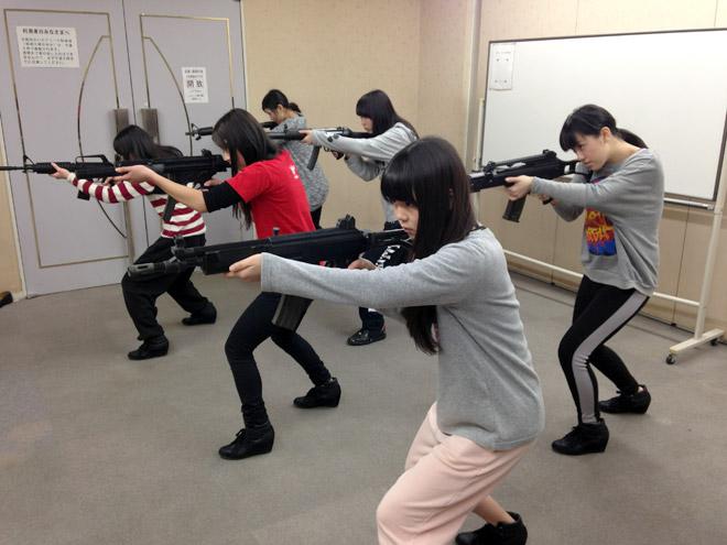 【アイドル育成 #28】軍曹のガンレクチャー!Gun Handring Lecture! 大阪★春夏秋冬 #28 OSAKA SHUNKASHUTO