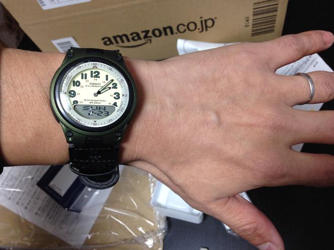 CASIO 腕時計