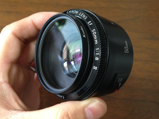 レンズが変わってもオートフォーカスは健在か?【EOS 70D + EF 50mm F1.8Ⅱ】で動画撮影テスト!