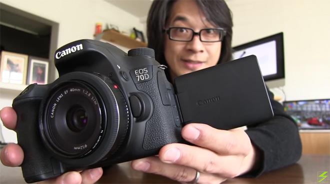 EOS最強オートフォーカス?【EOS70D + EF40mm F2.8STM】で動画テスト撮影だ!