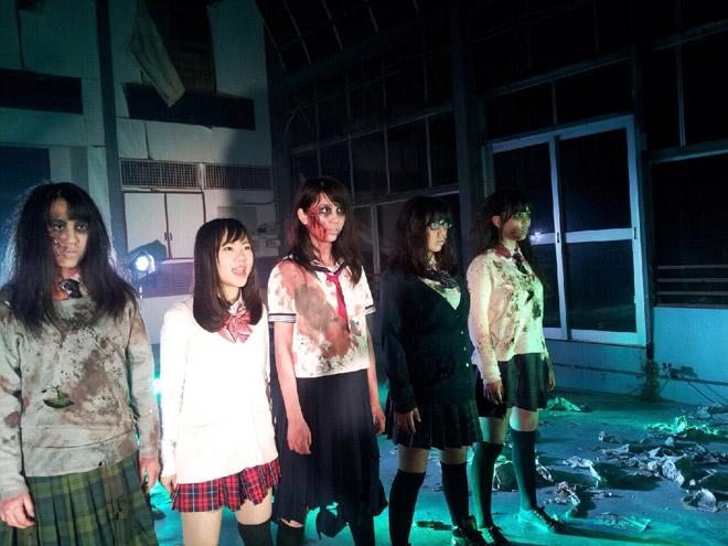 6/7(土)17:00〜下北沢に行きます!「サムライゾンビフラジャイル」同時上映で「DAWN OF MY LIFETIME」舞台挨拶だよ。