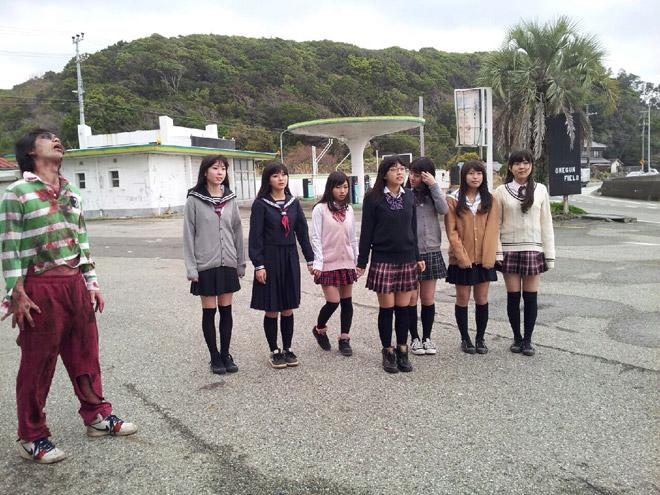 【アイドル育成 #35】ゾンビ女子高生!和歌山・串本でロケだ!Zombie Girls Coming! 大阪★春夏秋冬 #35 OSAKA SHUNKASHUTO