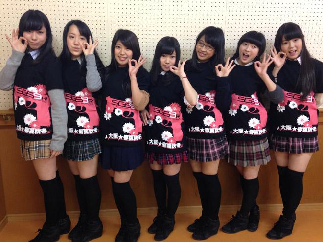 【アイドル育成 #37】Tシャツできた!Let wearing our T-Shirts! 大阪★春夏秋冬 #37 OSAKA SHUNKASHUTO soezimax