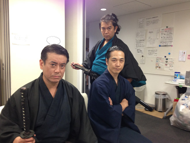 のらん、大阪公演が無事終了!次は東京だ!30人の男たちが吠える「大塩平八郎の乱」を描く時代劇舞台。