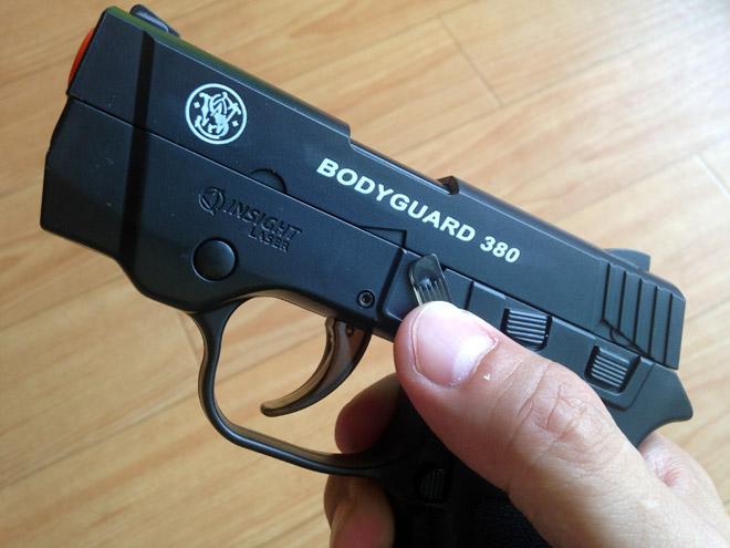 S&W Body Guard 380
