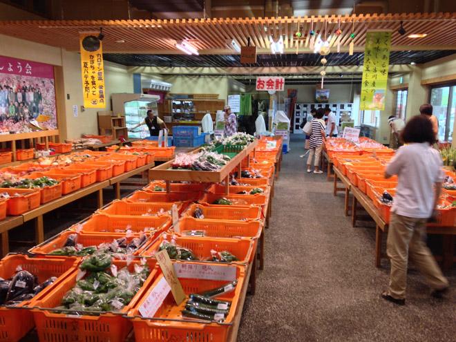 【吉川温泉(兵庫県吉川市)】よかたん 山田錦の郷、激塩の源泉に浸る。産直野菜はお土産にしよう。