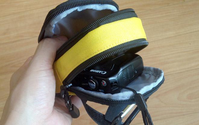 outdoor カメラケース