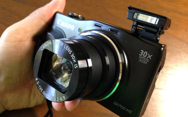 60fpsフルHDで動画が撮れる!【キヤノン PowerShot SX700HS】コンデジの進化はすげえぞ!