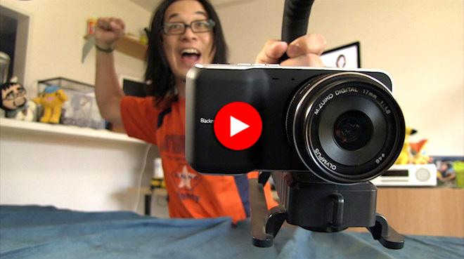 今度こそ標準レンズで撮影だ!【BMPCC+オリンパス M.ZUIKO DIGITAL 17mm F1.8】テスト撮影やってみました。