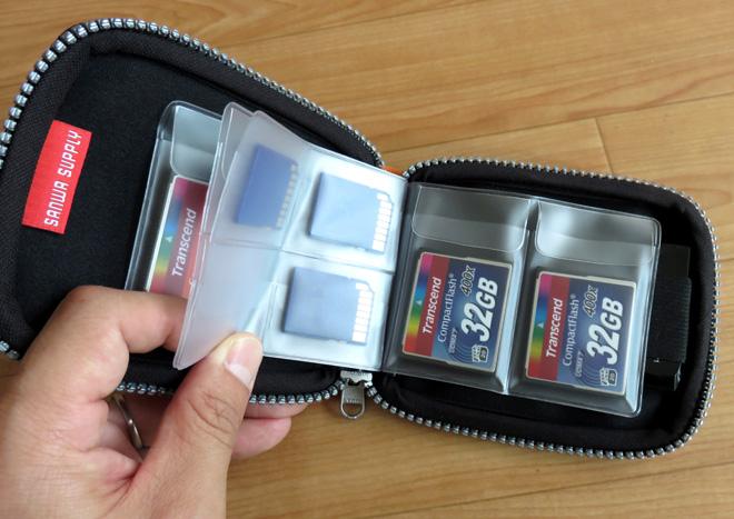 メモリーカードを整理したい!ってことで、ケースを購入。メモリカードケースのアレコレ。