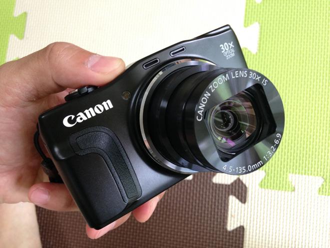 ハイスピード動画撮影できるんだぜ?【キヤノン パワーショット SX700HS】30倍ズームとあわせて動画撮影してみた。