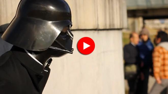 米田くんと依田くん #09 泣くな、依田くん!Vader & Yoda Episode 09