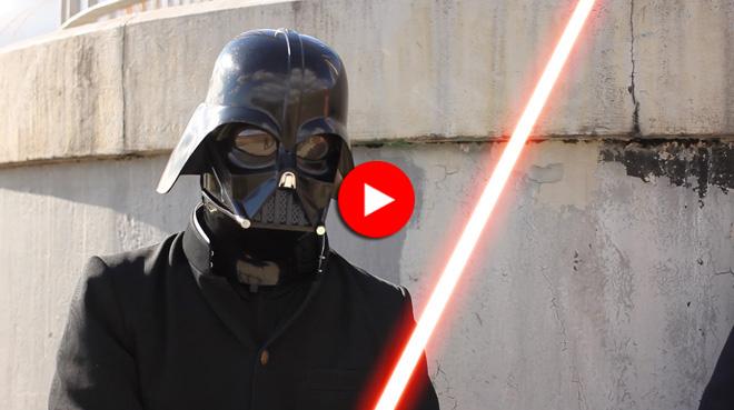 米田くんと依田くん #12  ライト覚醒バー Vader & Yoda Episode 12