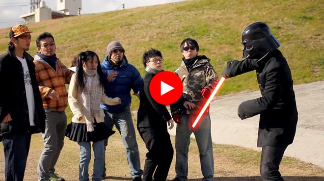米田くんと依田くん #13  才能の格差 Vader & Yoda Episode 13