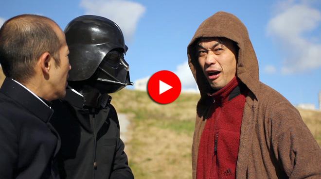 米田くんと依田くん #14  オビ=さん Vader & Yoda Episode 14