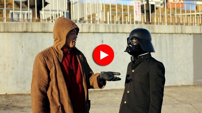米田くんと依田くん #15  危険フォース大暴れ Vader & Yoda Episode 15