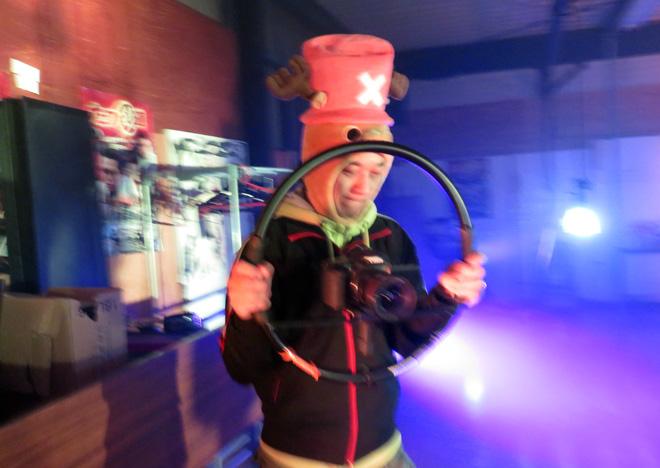 ハロウィンにMV撮影!カオスな感じ?いや温かい感じに?多くの出演者が集まる不思議な撮影日となりました。