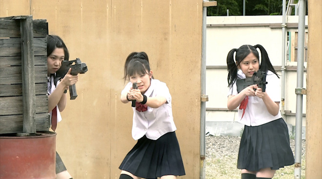銃撃女子★SGS9