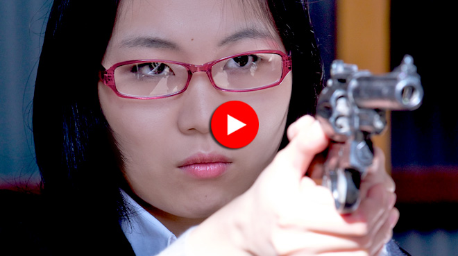 銃撃女子★SGS9 何発撃った? GUN GIRL SGS9 #9 Do You Reload?